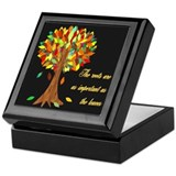 Roots Keepsake Box
