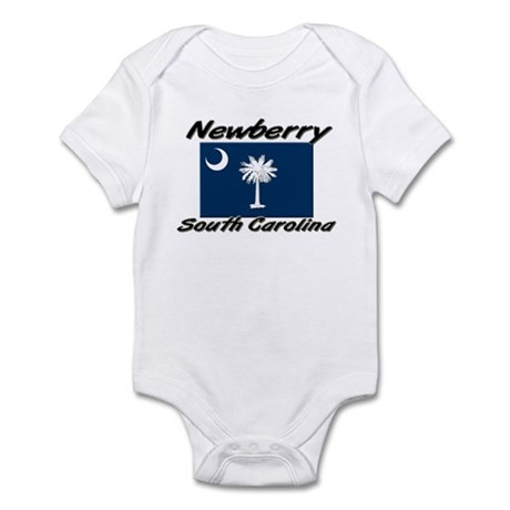 Newberry South Carolina Infant Bodysuit