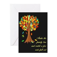 Nuts Greeting Cards (Pk of 10)