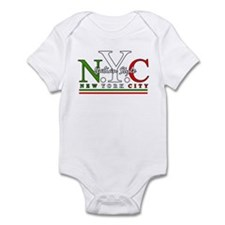 NYC Italian Style  Infant Bodysuit