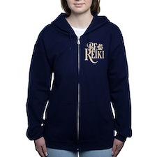 Cute Pawprint Women's Zip Hoodie