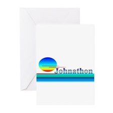 Johnathon Greeting Cards (Pk of 10)