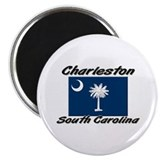 Charleston South Carolina Magnet