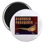 Ringneck Pheasants Magnet