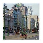 Canal Street Tile Coaster