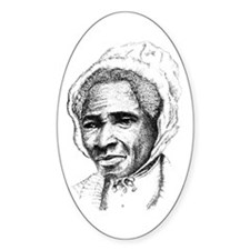 Sojourner Truth Oval Decal