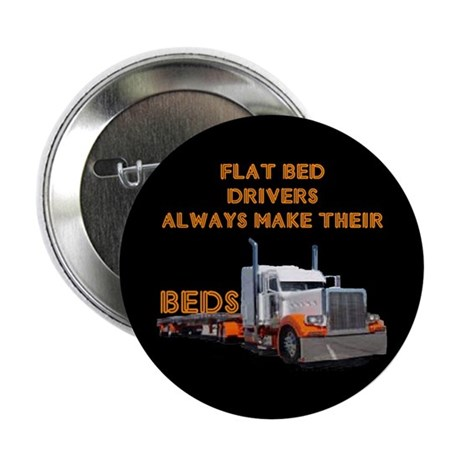 "Flat Bed Drivers 2.25"" Button (10 pack)"