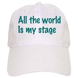 Cute Thespian Baseball Cap