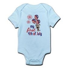 My first 4th of July Body Suit