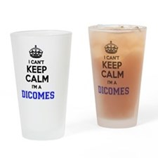Funny Dicom Drinking Glass