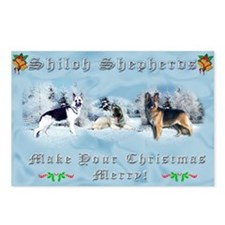 Shiloh Christmas Postcards (Package of 8)