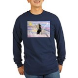 Dobie Angel in Clouds T