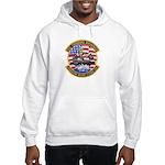 USS Roosevelt Desert Storm Hooded Sweatshirt