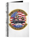 USS Roosevelt Desert Storm Journal