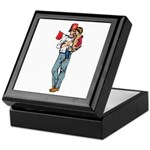 The Shriner Keepsake Box