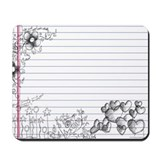 Cute Original sketches Mousepad