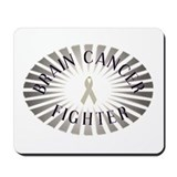 BRAIN CANCER FIGHTER Mousepad
