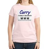 Curry Family Reunion T-Shirt