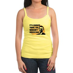 It's A Barack Thang' Jr. Spaghetti Tank