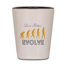 Evolve Shot Glass