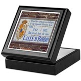 Bourbon Street Art Keepsake Box