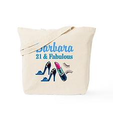 FANTASTIC 21ST Tote Bag