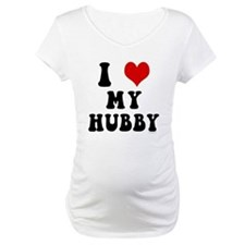I Love (Heart) My Hubby Shirt
