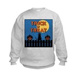 Trick or Treat Fence Sweatshirt