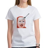 Baby with Fork in Head Tee