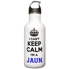 Funny Jaune Water Bottle