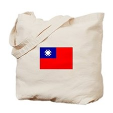 Republic of China Flag Tote Bag