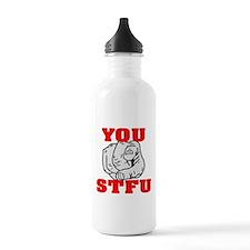 You STFU Water Bottle