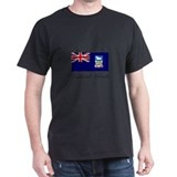 Falkland Islands - Flag T-Shirt
