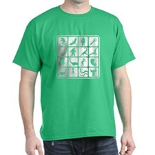 Cryptozoo Blocks T-Shirt