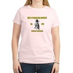 Dept. of Homeland Security Women's Light T-Shirt