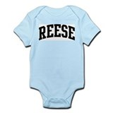 REESE (curve-black) Infant Bodysuit