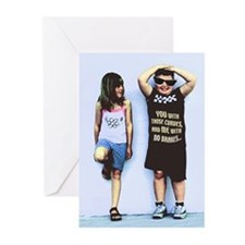 2 KIDS Greeting Cards (Pk of 10)