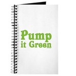 Pump it Green Journal