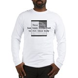 Formatted...Long Sleeve T-Shirt