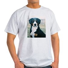 Entlebucher Ash Grey T-Shirt