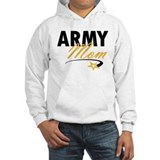 Army Mom Star Jumper Hoody