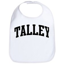 TALLEY (curve-black) Bib