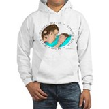 Gentle Birth Loving Birth Jumper Hoody