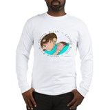 Unique Home birth Long Sleeve T-Shirt