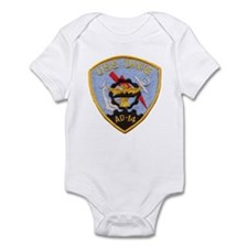 USS DIXIE Infant Bodysuit