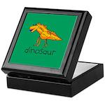 Kid Art Dinosaur Keepsake Box