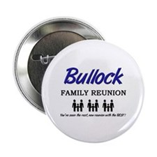 "Bullock Family Reunion 2.25"" Button (10 pack)"