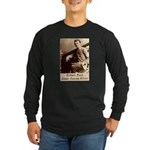 Robert Ford Long Sleeve Dark T-Shirt