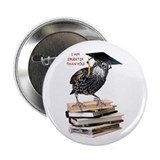"Back to School Starling 2.25"" Button (10 pack)"