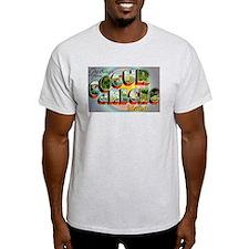 Coeur d'Alene Idaho (Front) T-Shirt